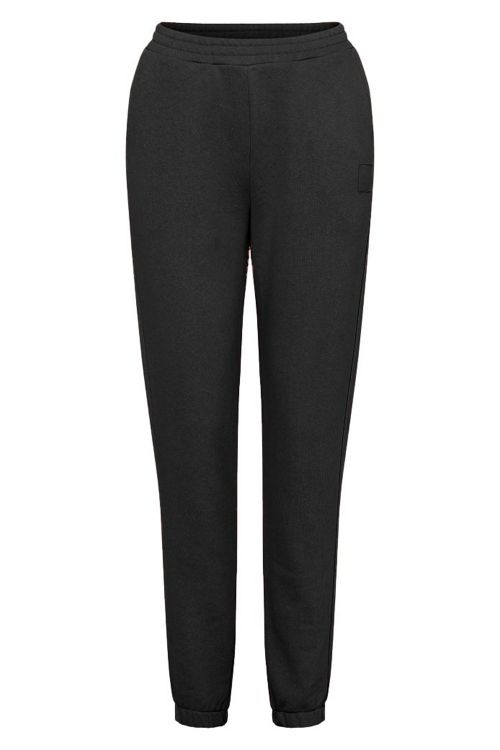 A-View Bukser Kitt Jog Pant Black Front