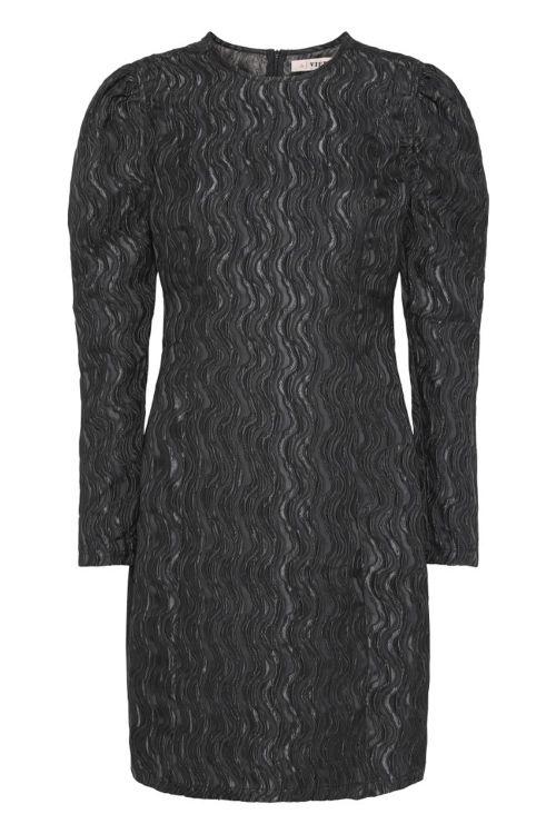 A-View Kjole Libi Dress Black Front