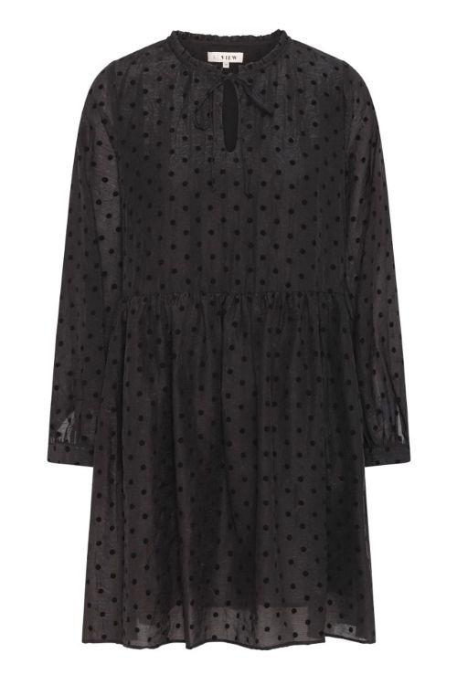 A-View Kjole Liva Dress Black Front