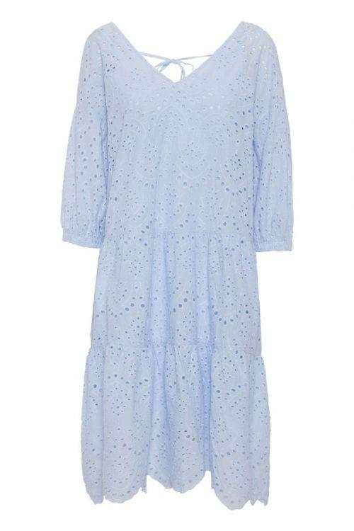 A-View - Kjole - Silja Dress - Blue