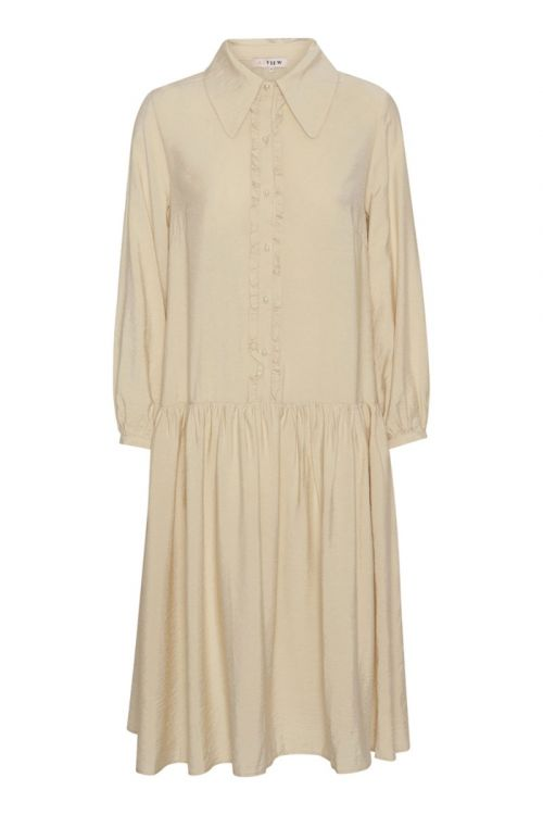 A-View Kjole Tilana Dress Pale Yellow Front