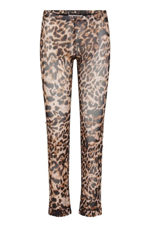 A View Leggings Laja Leggings Leopard Front