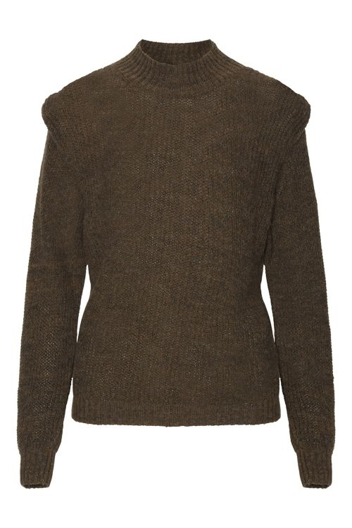 A View Strik Karlo Pullover Military Olive Front