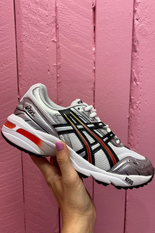 Asics Sneakers GEL-1090 White/Black Front