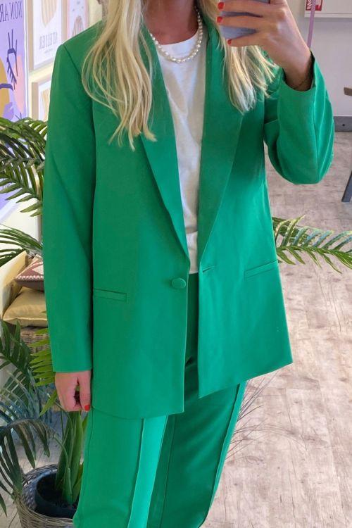 A-View - Blazer - Swan Blazer - Forest green