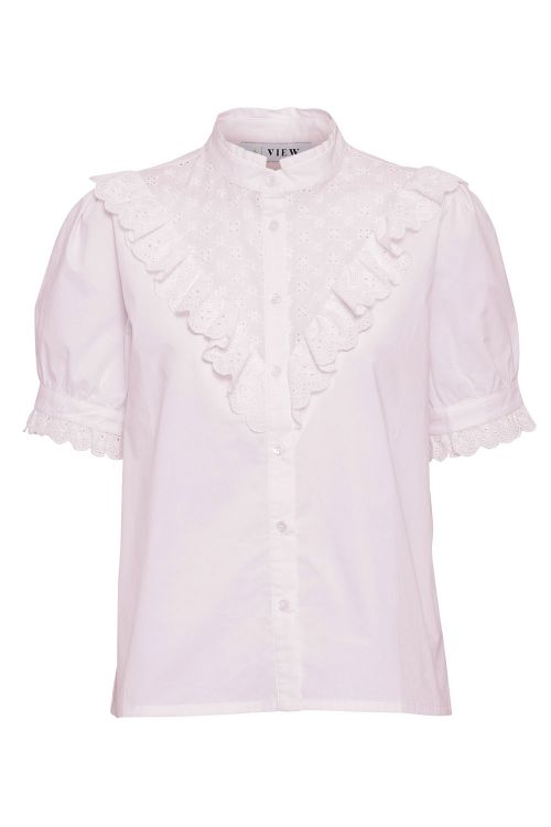 A-View Bluse Gabriella Rose Front