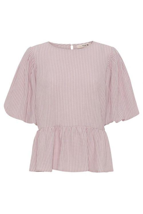 A-View - Bluse - Ryle Blouse - Lavendel