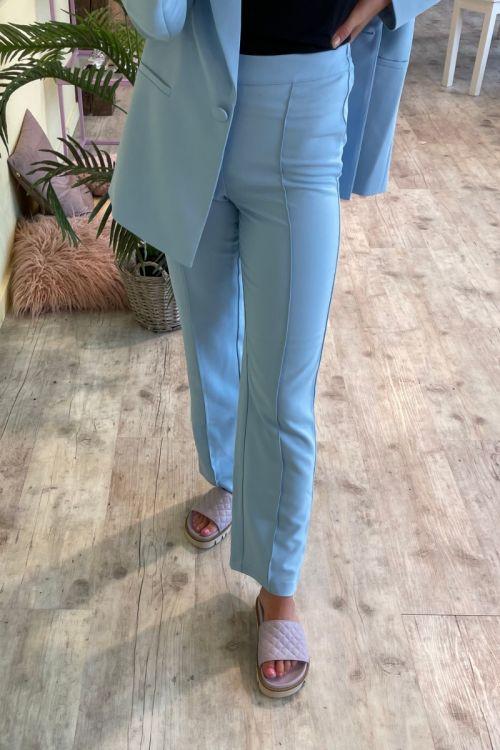 A-View - Bukser - Sina Pant - Light Blue
