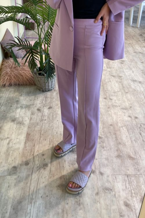 A-View - Bukser - Sina Pant - Purple