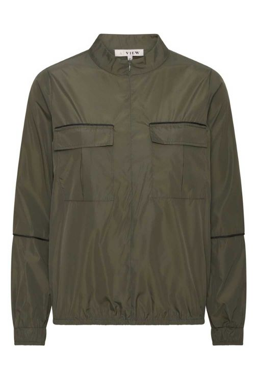 A-View Jakke Ico Select Jacket Army Front1