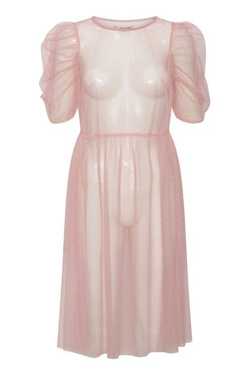 A View Kjole Jibina Dress Rose Front