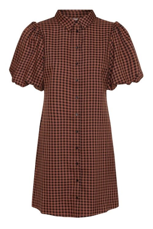 A-View Kjole Lona Dress Rush Red Front