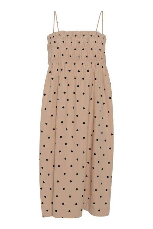 A-View - Kjole - Sisse Dress - Beige
