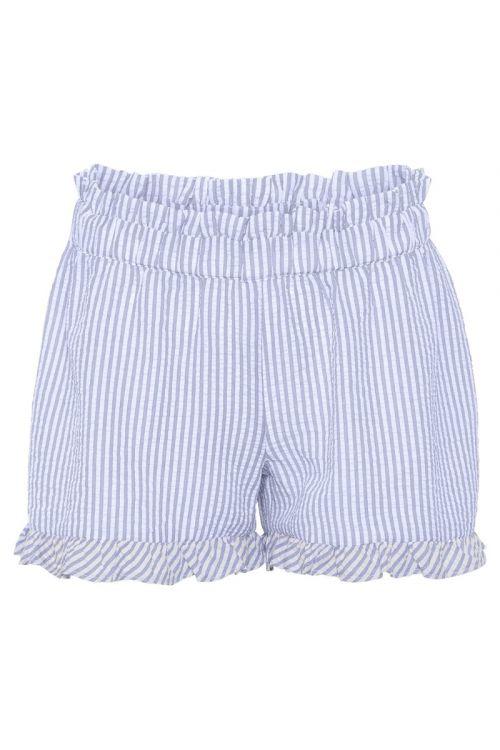 A-View - Shorts - Salvador Shorts - Light Blue/White Stripe