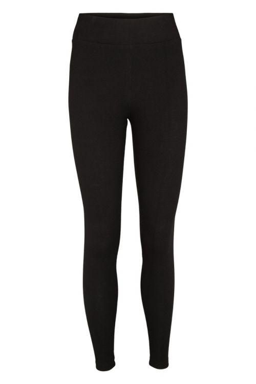 Basic Apparel - Leggings - Ludmilla Tights - Black