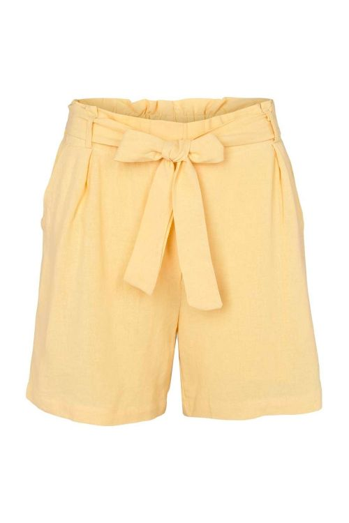 Basic Apparel Shorts Trine Shorts Straw Front