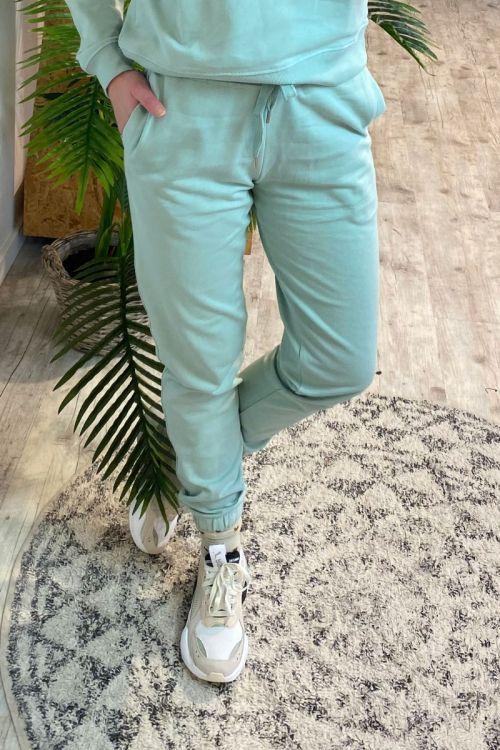 Basic Apparel Bukser Maje Sweatpants Jadeite Hover