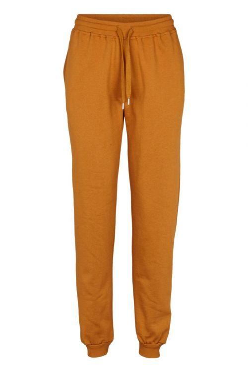 Basic Apparel - Bukser - Maje Sweatpants - Roasted Pecan
