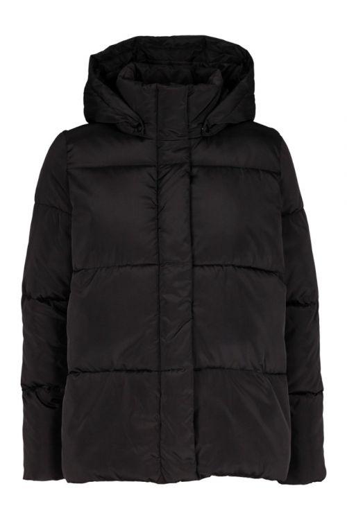 Basic Apparel - Jakke - Dagmar Short Jacket - Black