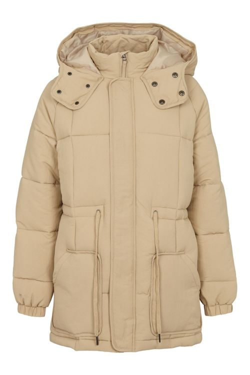 Basic Apparel Jakke Dora Jacket Desert Sand Front