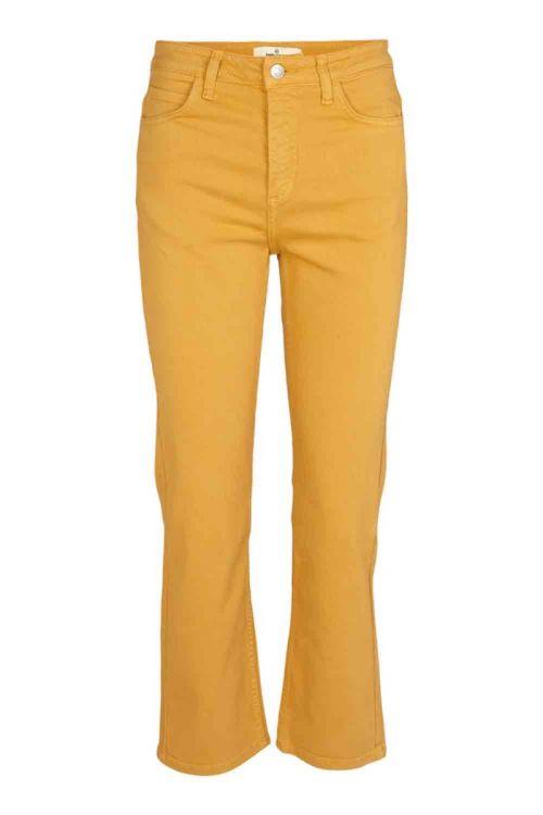 Basic Apparel - Jeans - Ellen jeans - Garment Dyed - Apple Cinnamon