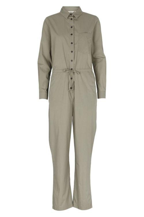Basic Apparel - Jumpsuit - Vilde Jumpsuit - Dried sage