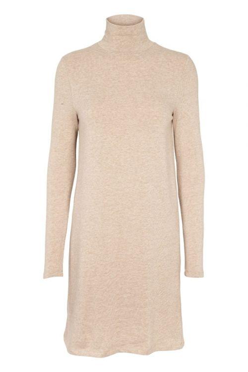 Basic Apparel - Kjole - Arina Dress - Khaki