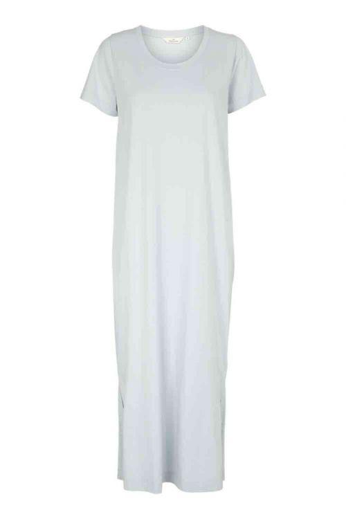 Basic Apparel - Kjole - Rebekka Dress - Celestial blue