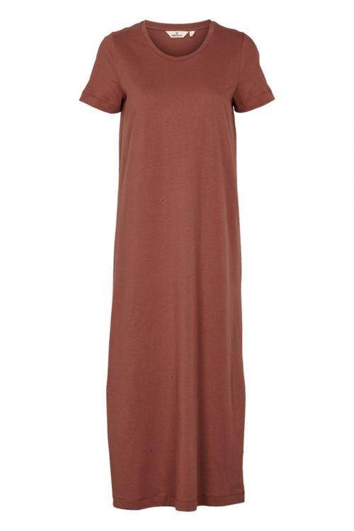 Basic Apparel Kjole Rebekka Dress Mink Front