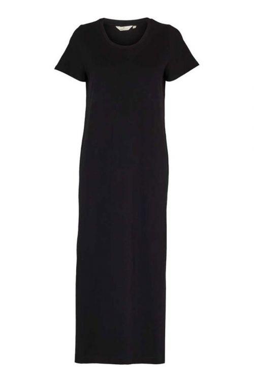 Basic Apparel - Kjole - Rebekka Dress Organic - Black
