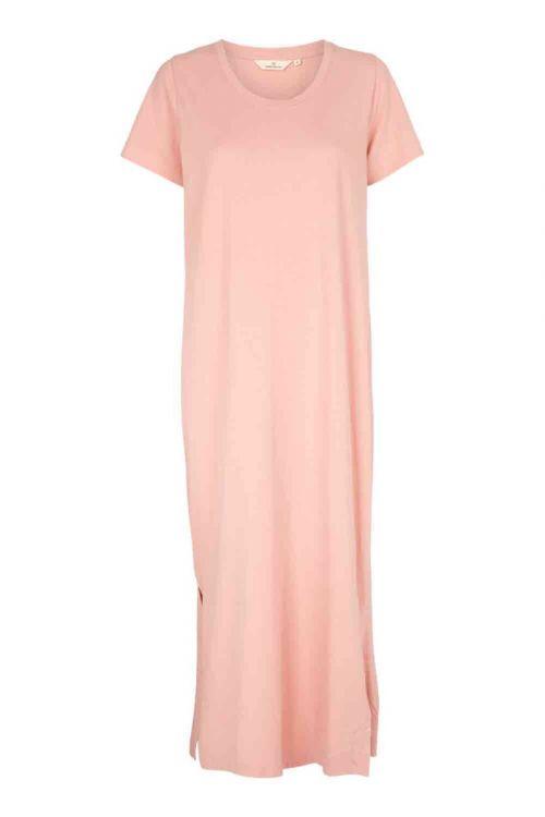Basic Apparel - Kjole - Rebekka Dress - Rose tan