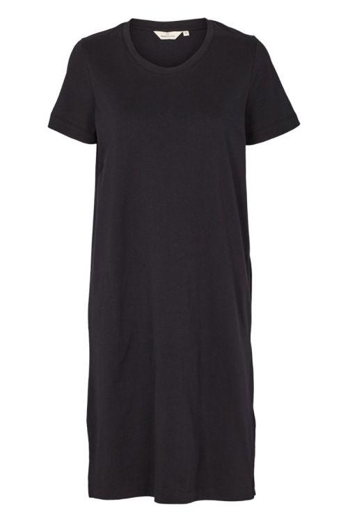 Basic Apparel - Kjole - Rebekka Short Dress - Black