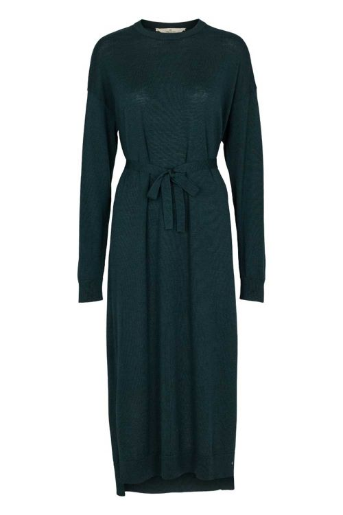 Basic Apparel Kjole Vera Dress Sea Moss Front
