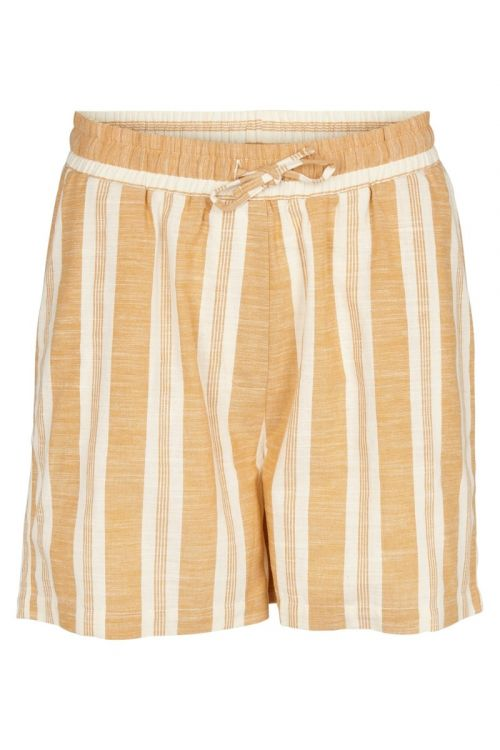 Basic Apparel - Shorts - Evita Shorts - Inca gold