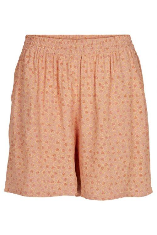 Basic Apparel - Shorts - Nella Shorts - Rose tan