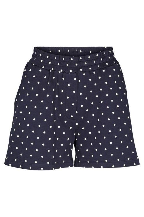 Basic Apparel Shorts Saga Shorts Organic GOTS Navy Front