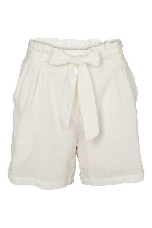 Basic Apparel Shorts Trine Shorts Off White Front