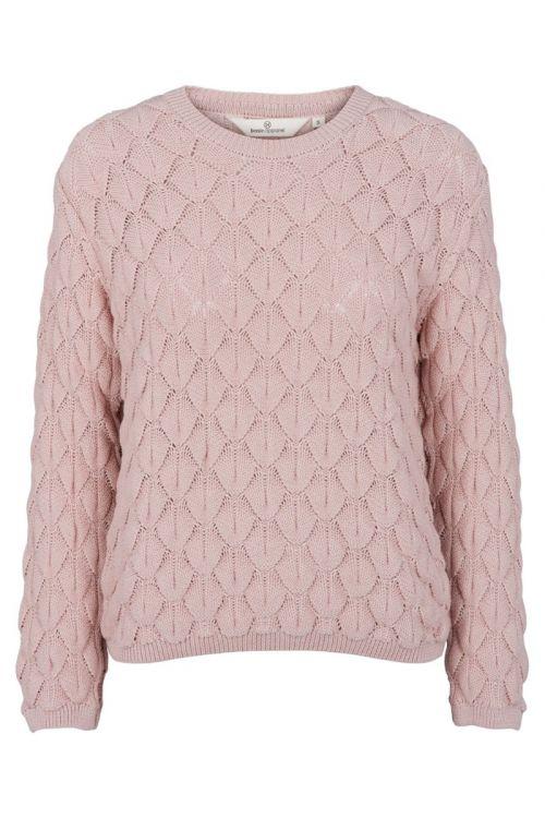 Basic Apparel - Strik - Milla Sweater - Rose Dust