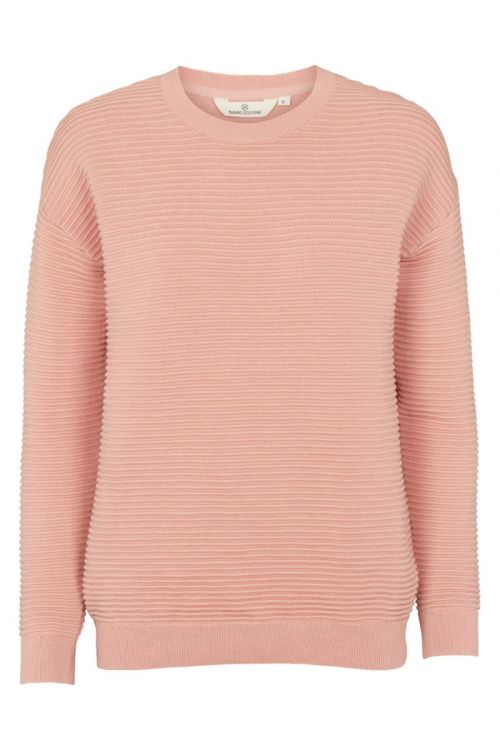 Basic Apparel - Sweat - Ista - Rose tan