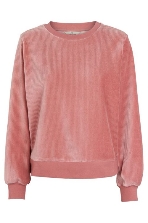 Basic Apparel - Sweatshirt - Babette sweatshirt - Fox Glove