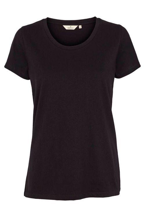Basic Apparel T-shirt Rebekka Tee Organic Black Front