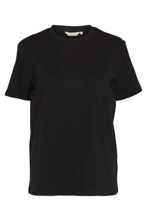 Basic Apparel T-shirt Rikke Tee Organic Black Front