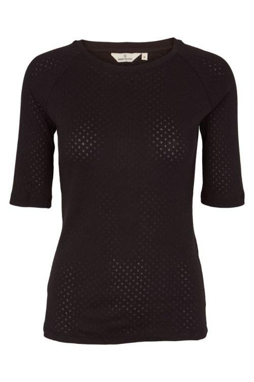 Basic Apparel - T-shirt - Arense Tee - Black