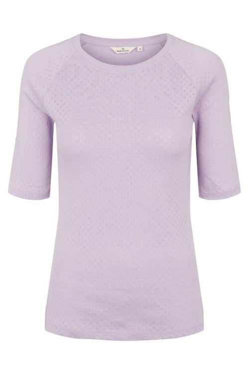 Basic Apparel - T-shirt - Arense Tee - Lavendula