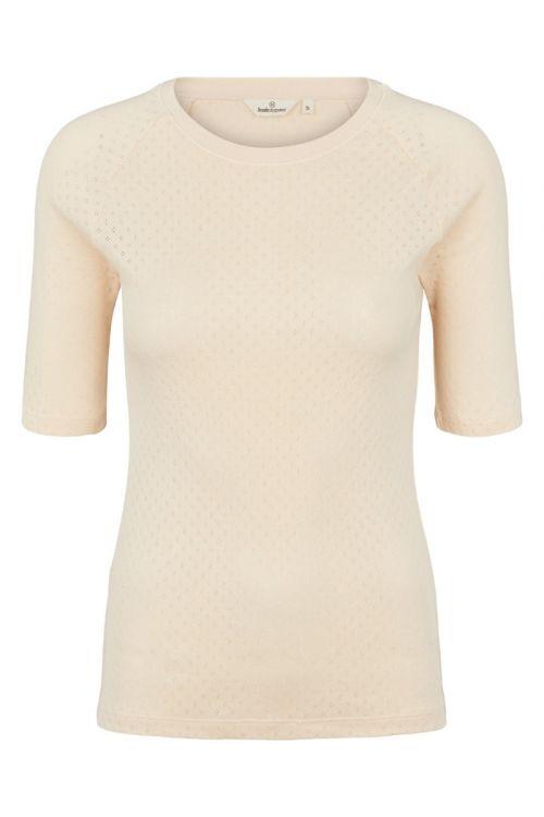 Basic Apparel - T-shirt - Arense Tee - Sand Dollar