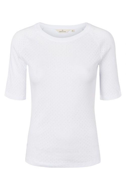 Basic Apparel - T-shirt - Arense Tee - White