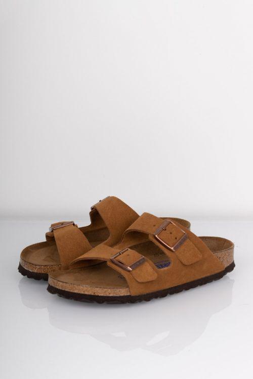 Birkenstock Sandal Arizona Mink Front