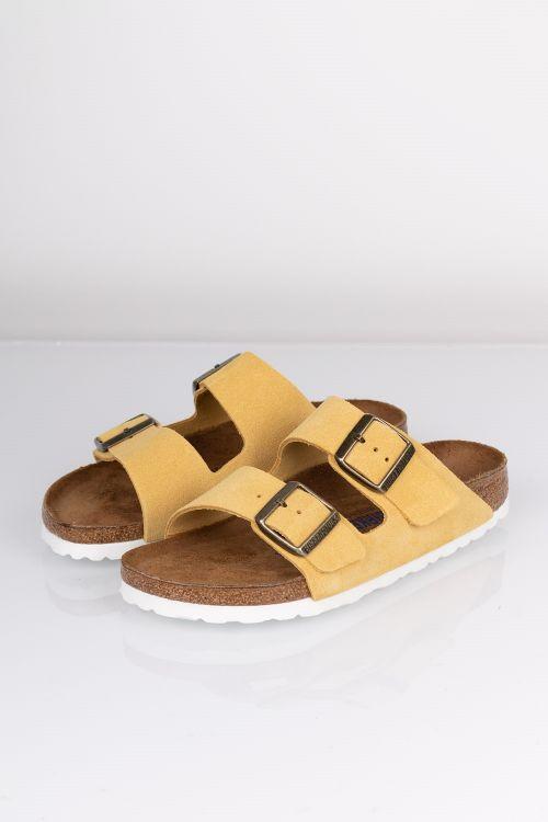 Birkenstock Sandal Arizona SFB VL Ochre Front