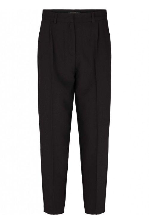 Bruuns Bazar Bukser Cindy Dagny Pant Black Front