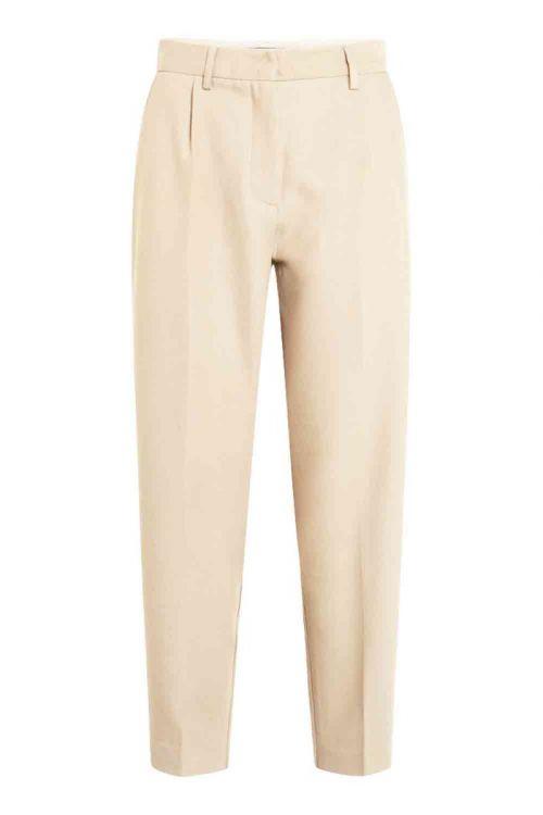 Bruuns Bazaar Bukser CindySus Dagny Pants BBW2393 Kit Front
